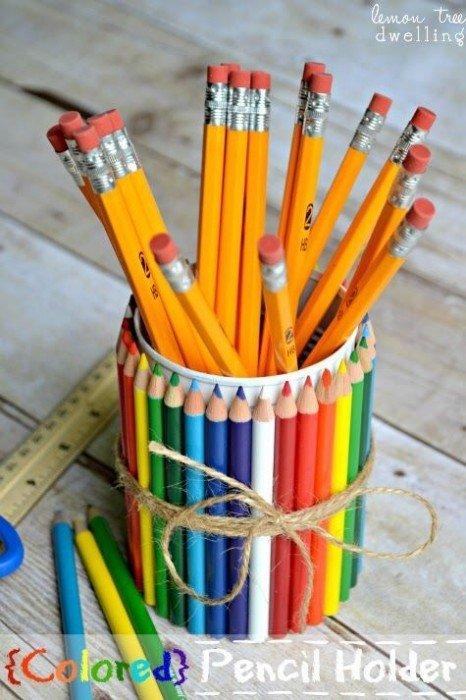 IMG 5311 ห่อของขวัญด้วยดินสอสี..