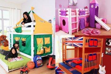 เติมเต็มความฝันด้วยเตียง2ชั้น จาก TOMATO KidZ 19 - bunk bed