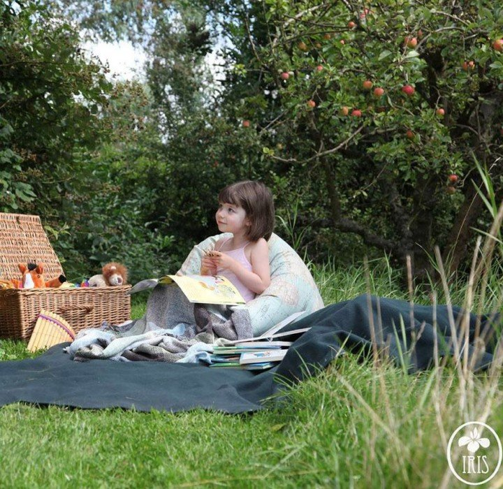 IMG 5943 มหัศจรรย์ภาพวาดงดงาม โดยเด็กหญิงออติสติกวัย 5ขวบ