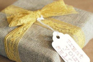 10 วิธีห่อของสุดเก๋ ทำเองได้ง่ายและประหยัด 8 - packaging