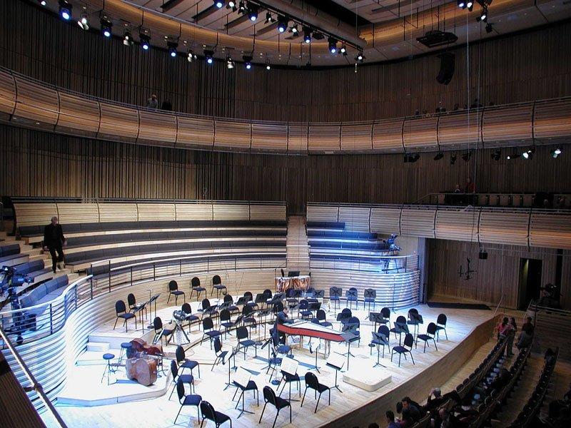 gallery 3 Gateshead5 w chorus and BBC2 The Sage Gateshead ศูนย์การเรียนรู้ด้านดนตรีในภูมิภาคที่ีชื่อเสียงระดับโลก