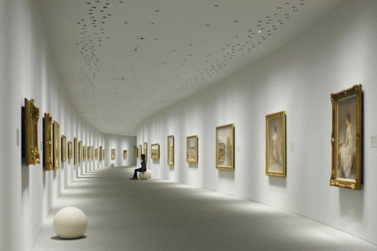 Hoki Museum พิพิธภัณฑ์แห่งภาพวาดเหมือนจริง 17 - ศิลปะ