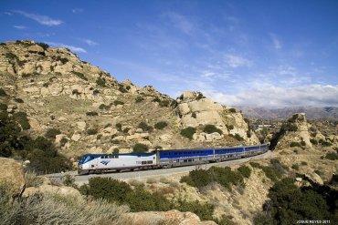 Pacific Surfliner หนึ่งในเส้นทางรถไฟที่มีทิวทัศน์ดีที่สุด 17 - train