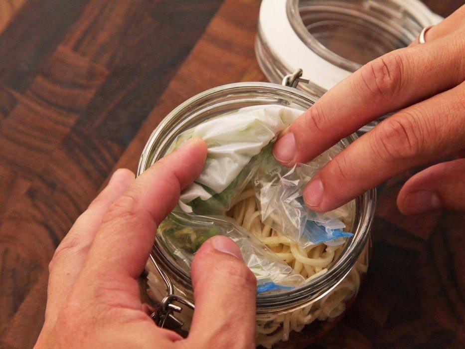 IMG 6077 DIY ทำบะหมี่สำเร็จรูป เทน้ำร้อนทานได้ทันที วัตถุดิบควบคุมคุณภาพด้วยตัวเอง