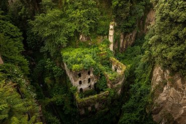 ธรรมชาติคือผู้ชนะ กลืนกินทุกสิ่ง Nature Winning Against Civilization 15 - nature