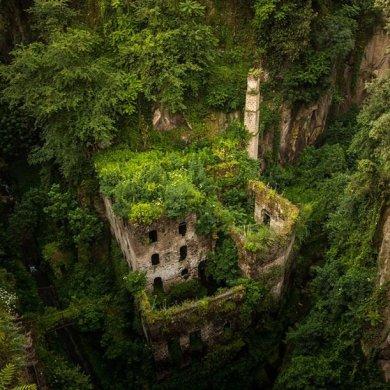 ธรรมชาติคือผู้ชนะ กลืนกินทุกสิ่ง Nature Winning Against Civilization 16 - abandon