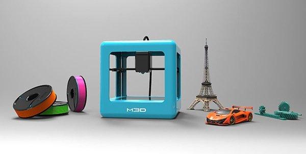 เครื่องพิมพ์ 3 มิติ แบบใช้ในครัวเรือน กดปุ่มพิมพ์ได้เลย 13 - 3D