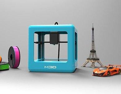 เครื่องพิมพ์ 3 มิติ แบบใช้ในครัวเรือน กดปุ่มพิมพ์ได้เลย 29 - 3D