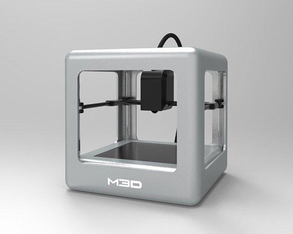 IMG 6375 เครื่องพิมพ์ 3 มิติ แบบใช้ในครัวเรือน กดปุ่มพิมพ์ได้เลย