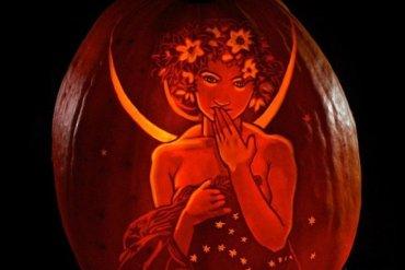 เมื่อศิลปินเปลี่ยนฟักทองเป็นธุรกิจทำเงิน ในช่วงเดือนตุลาคม 18 - Halloween