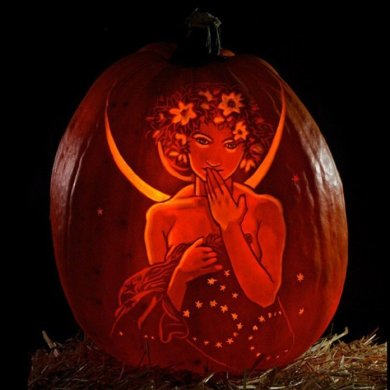 เมื่อศิลปินเปลี่ยนฟักทองเป็นธุรกิจทำเงิน ในช่วงเดือนตุลาคม 21 - Carving