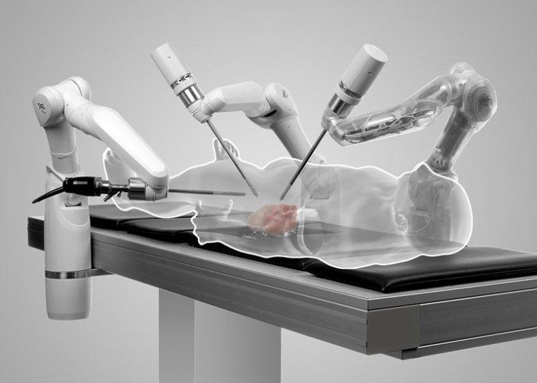 หุ่นยนต์ผ่าตัด แผลเล็กแม่นยำ แพทย์ควบคุมจากทางไกล 13 - robotic