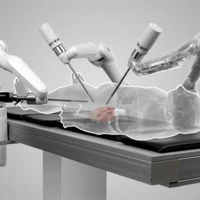 หุ่นยนต์ผ่าตัด แผลเล็กแม่นยำ แพทย์ควบคุมจากทางไกล 28 - robotic