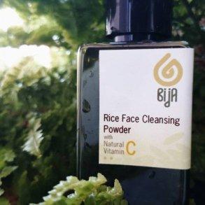 ผงล้างหน้าที่ทำมาจากแป้งข้าวจ้าว (RiceFaceCleansingPowder) 15 - beauty