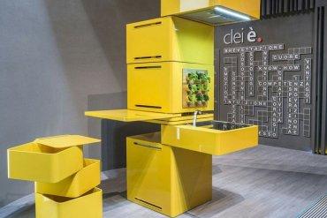 ห้องครัวขนาด 27 ตร.นิ้ว มีครบทั้งตู้เย็น โต๊ะ ไมโครเวฟ เครื่องล้างจาน อ่างเอนกประสงค์ 28 - ห้องครัว