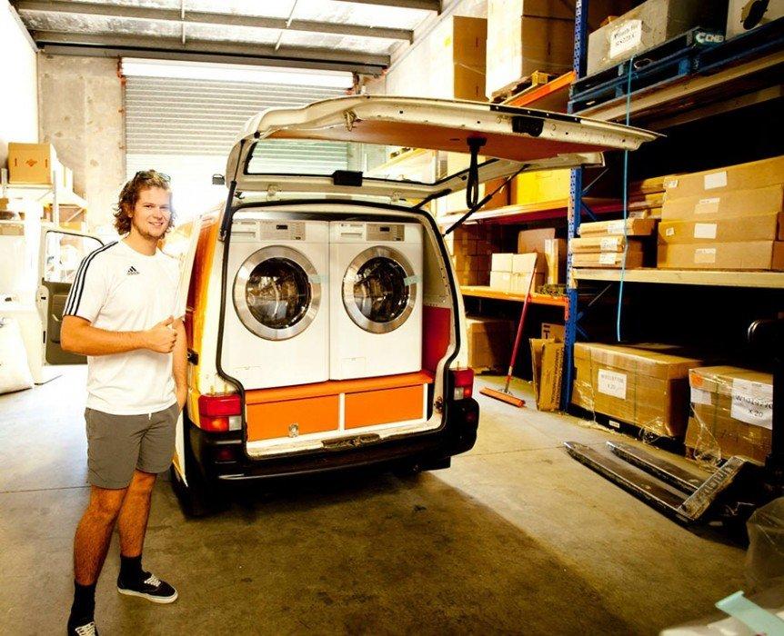 IMG 7082 รถซักผ้าเคลื่อนที่..เพื่อผู้ไร้บ้าน