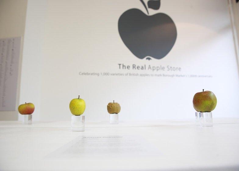 IMG 7752 นี่สิต้นตำรับแอปเปิ้ลแท้ๆ..The Real Apple Store