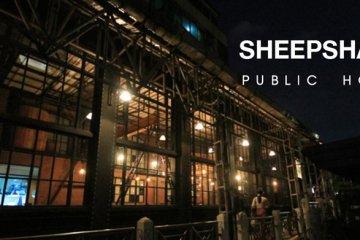 Sheepshank Public House ร้านอาหารติดริมแม่น้ำเจ้าพระยา กลิ่นอายของอู่ต่อเรือ+โรงงานอเมริกัน 4 - restuarant