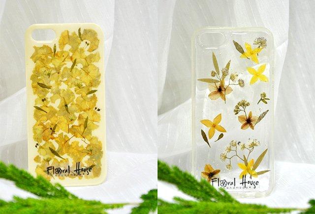 Flowerhouse 640 DIY: แต่งเคสมือถือด้วยดอกไม้จริง