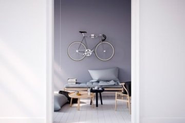 วิธีง่ายๆ ในการเก็บจักรยานให้ดูดี  14 - จักรยาน