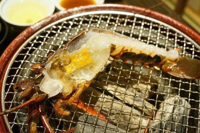 IMG 8847 ฉลองปีใหม่แบบญี่ปุ่น ด้วยกุ้งมังกรอิเสะเอบิ สัญลักษณ์แห่งความมีสุขภาพแข็งแรง อายุยืนยาว