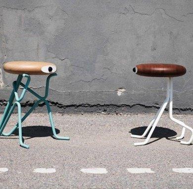 เก้าอี้ ET.. เป็นทั้งเพื่อน เก้าอี้ โต๊ะ และของตกแต่งอาร์ตๆ 15 - stool