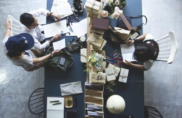 """Oneday l Pause and Forward"" ร่วมหลับตาลงพร้อมกัน ร่วมแบ่งปันพื้นที่นั่งทำงาน 13 - Coworking"