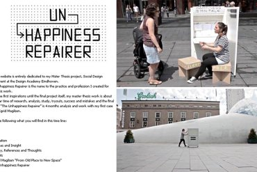 The Unhappiness Repairer ซ่อมความทุกข์ 15 - happy
