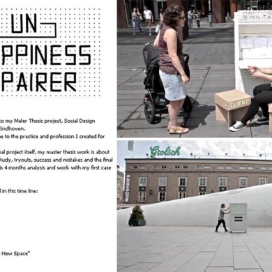 The Unhappiness Repairer ซ่อมความทุกข์ 29 - happiness