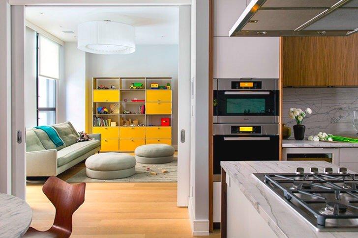 เปลี่ยนอพาร์ตเม้นต์ขนาดเล็ก เป็นบ้านหลังใหญ่ 13 - small space