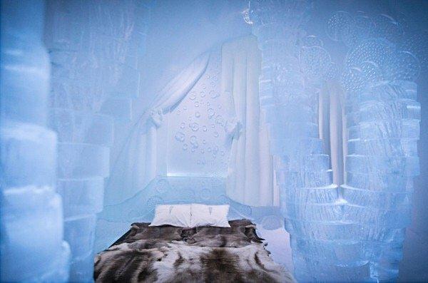 IMG 9896 ICE HOTEL..โรงแรมน้ำแข็ง ที่สร้างใหม่ไม่ซ้ำเดิม และละลายคืนสู่แม่น้ำในทุกๆปี