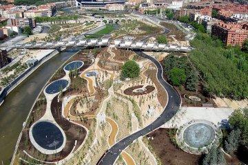 Madrid Rio Project ปรับปรุงพื้นใหม่ให้เป็นพื้นที่สีเขียวกับวิถีที่ยั่งยืน 2 - project