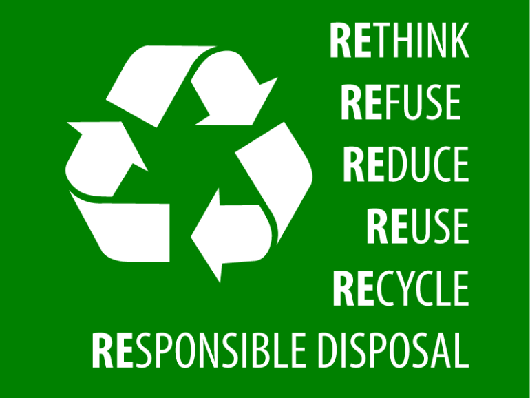Reduce, Reuse, Recycle, Repair และ Upcycle คืออะไร 13 - Highlight