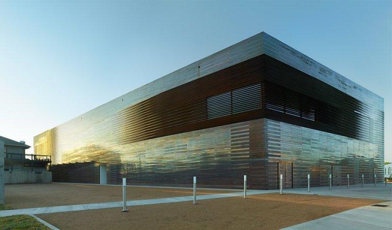 Louisiana Sports Hall of Fame Museum พิพิธภัณฑ์แห่งเรื่องราวประวัติศาสตร์ท้องถิ่นกับการกีฬา 12 - Architecture