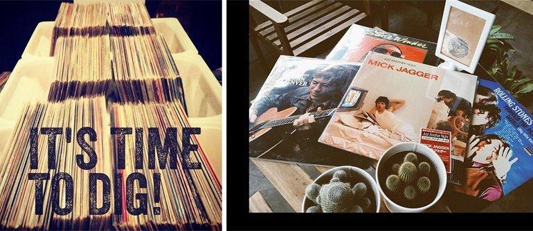 1979 Vinyl & Unknown Pleasures พื้นที่สำหรับผู้รักในเสียงเพลงจากแผ่นไวนิล 17 - Music