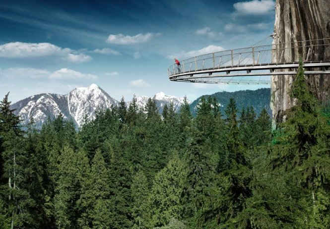 Cliffwalk L - credit Capilano Suspension Bridge - cropped