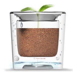 กระถางประหยัดน้ำ รีไซเคิลน้ำทุกหยด 24 - Flower pot