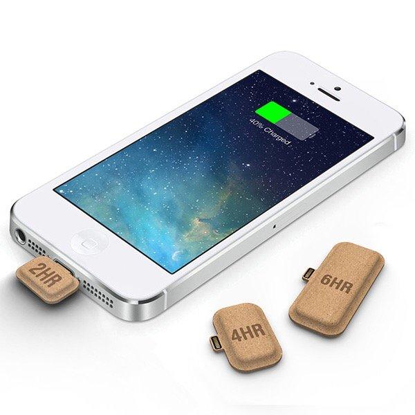 Mini Power เล็กจิ๋วแบบนี้..ช่วยยืดชีวิตสมาร์ทโฟนเมื่อต้องการ 13 - battery