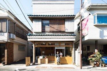 ปรับปรุงร้านชำเก่าให้ดูดีได้ง่ายๆด้วยกล่องและชั้นไม้อัด 19 - tokyo