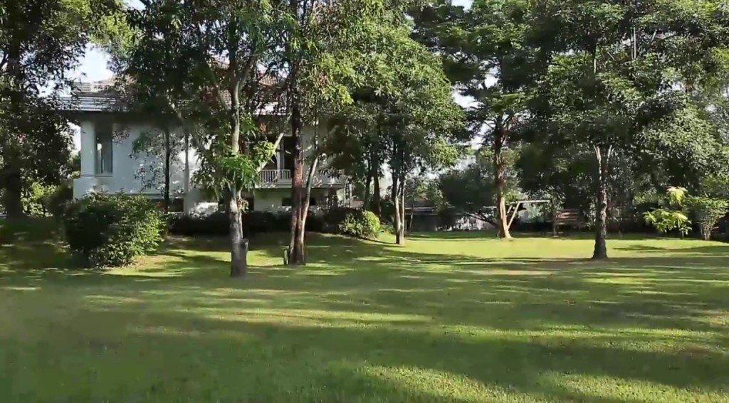 DIY ศาลานั่งเล่นในสวน ทำเองได้ง่ายๆงบไม่บาน 14 - 100 Share+