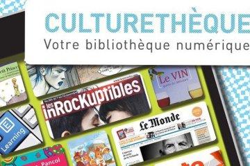 Culturethque สมาคมฝรั่งเศสเปิดตัวห้องสมุดวัฒนธรรมฉบับดิจิตอล
