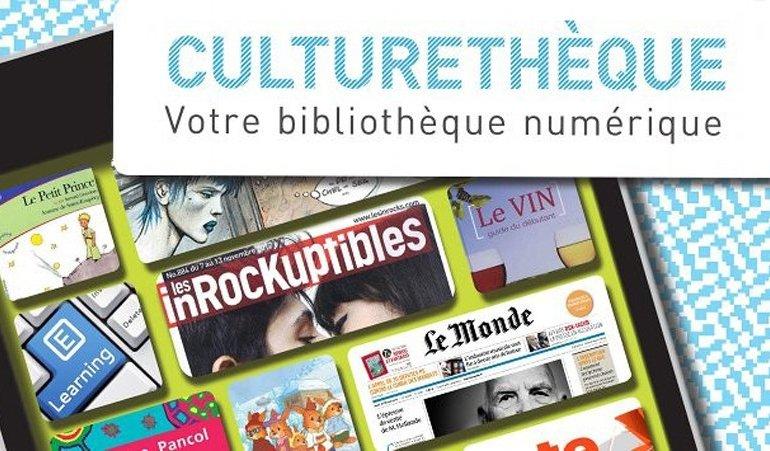 Culturethque สมาคมฝรั่งเศสเปิดตัวห้องสมุดวัฒนธรรมฉบับดิจิตอล 30 - ACTIVITY