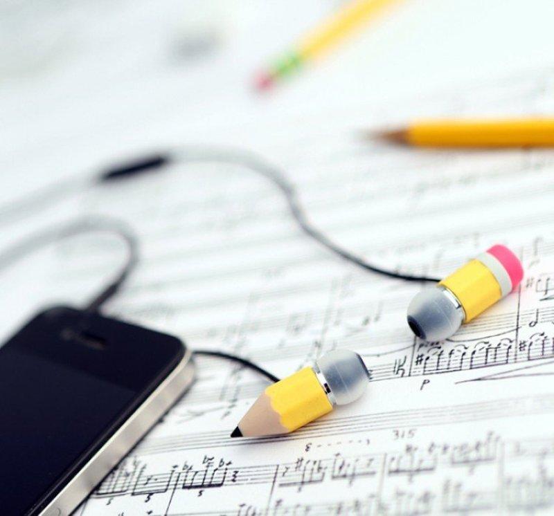 mp002 Magic Pencil Earphones