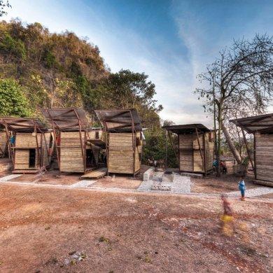 """""""Soe Ker Tie Haus"""" สถานรับเลี้ยงเด็กกำพร้า บ้านหนองบัว จ.ตาก 14 - Architecture"""