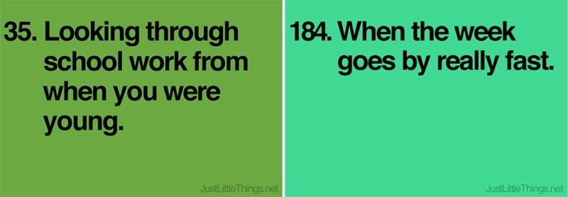 21 Just Little Things ความสุขที่เรียบง่ายและอยู่ใกล้ๆ