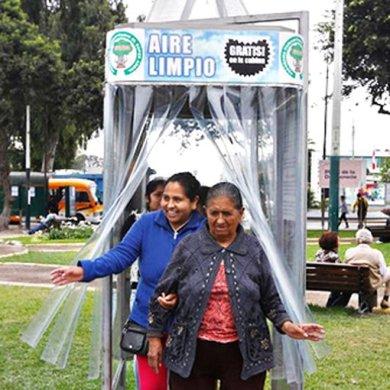 A Giant Air Purifier For a City in Peru ซุปเปอร์ต้นไม้ 22 - Air