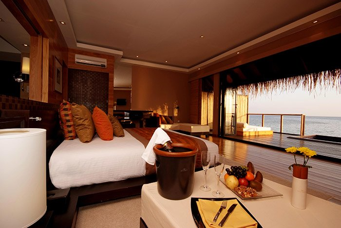 ADAARAN Prestige VADOO Bedroom 5 10 มัลดีฟส์ รีสอร์ท ราคาคนไทยแบบ All Inclusive ห้ามพลาดถ้าคิดจะไปเที่ยว Maldives