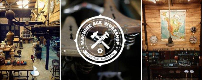 Machine Age Workshop แหล่งนัดพบของเหล่าคนรักของเก่าวินเทจ 13 - History