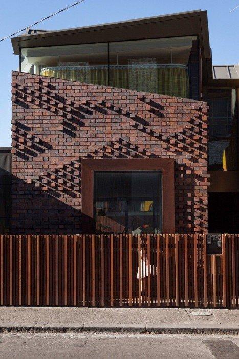 บ้านในเมือง ที่นำเอา งานGraffiti มาเป็นองค์ประกอบของบ้าน 16 - Graffiti