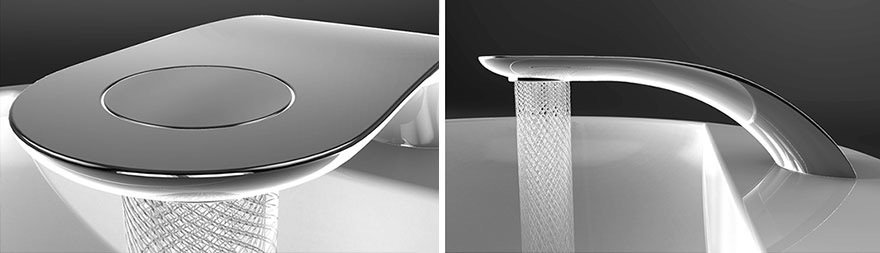 สายน้ำสายงาม คือการประหยัดน้ำ ..การออกแบบที่ยอดเยี่ยมผลงานนักศึกษา 16 - faucet